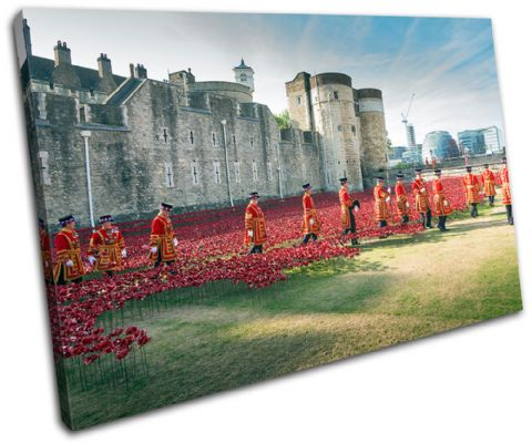 Tower of London Poppies City - 13-2360(00B)-SG32-LO